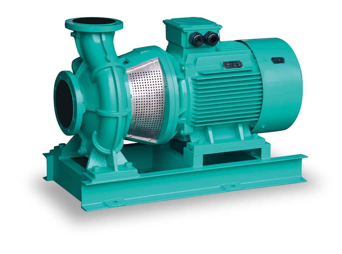 NLB紧凑型卧式端吸泵